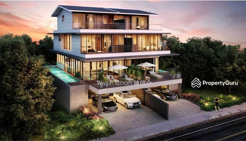 ⭐ WLD ⭐ Brand New D15 Semi Detach in Tanjong Katong Freehold #128411534