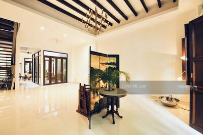 For Rent - Conservation Terrace House