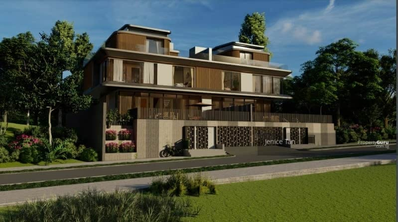 Pair of Brand New Semi Detached, Intricate & Luxiously Designed,  located within 1km to RGPS! #128430570
