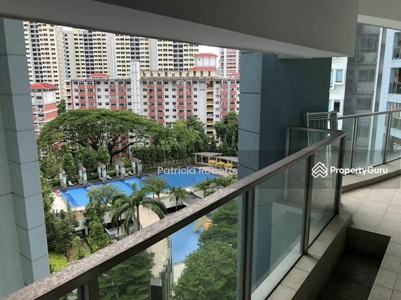 Pool Facing balcony