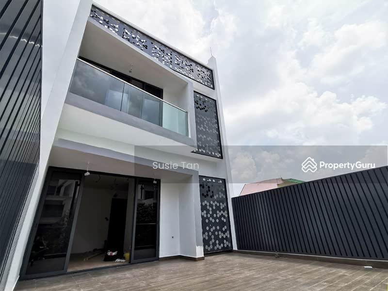 ★ LOW QUANTUM ★ Freehold Brand New 3.5 Storey Terrace @ Kovan ★ Mins Walk to MRT ★ #128458990
