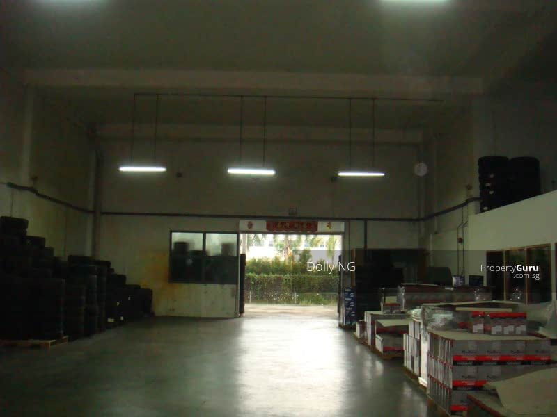 19k sq.ft. 3 storey terrace factory, 32 years bal lease. 2.5 ton cargo lift. Container direct access #128460334