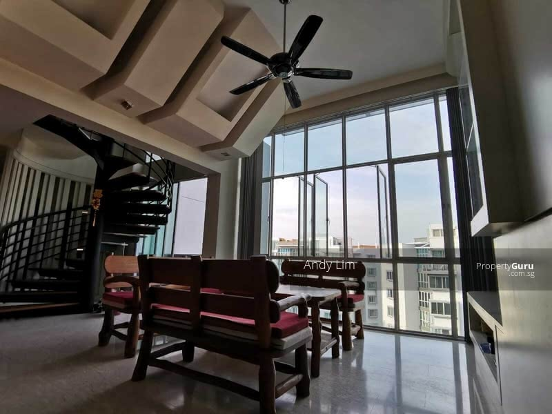 Penthouse For Sale at Tampines Eden #128474106