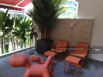 For Sale - Inter Terrace House for Sale Lucky Plaza and Mount Elizabeth Orchard Mrt
