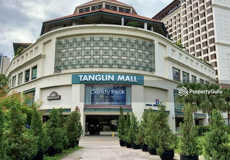 Tanglin mall walking distance