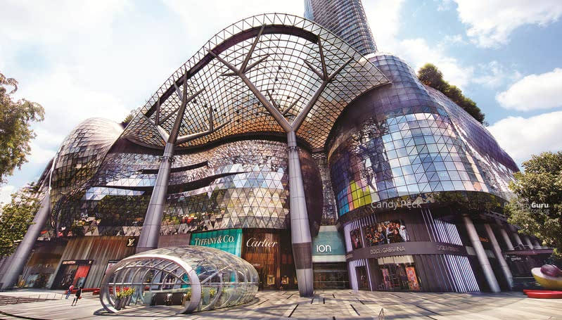 Iconic Ion Shopping mall 5min drive