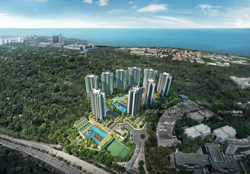 Landed Villa with condo facilities near to MRT High Growth Tech and Science Sector #128524452