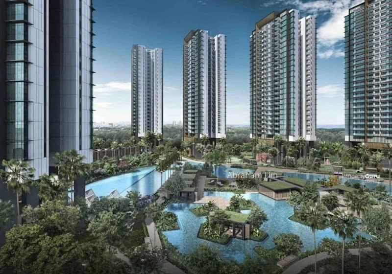 Landed Villa with condo facilities near to MRT High Growth Tech and Science Sector #128526286