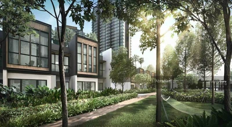 Landed Villa with condo facilities near to MRT High Growth Tech and Science Sector #128526288