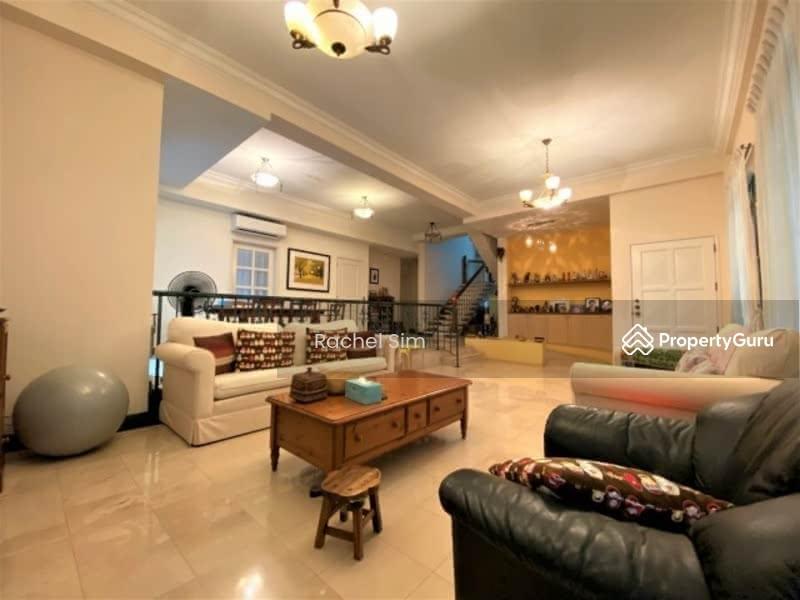 Beautiful Detached House Nestled In Seletar Landed Enclave #128578240