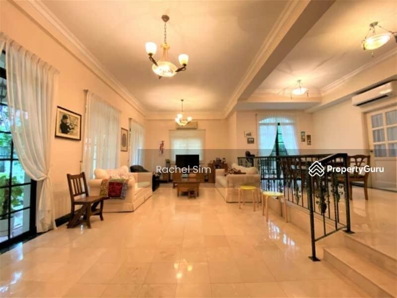 Beautiful Detached House Nestled In Seletar Landed Enclave #128578242