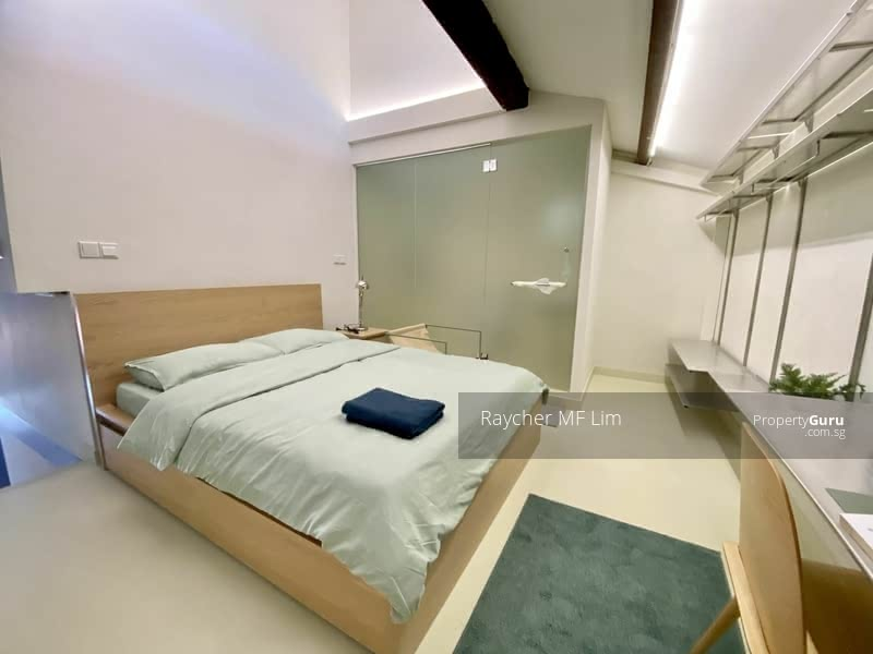 For Rent - Newly Renovated Studio at Boat Quay