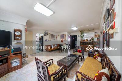 For Sale - 156 Bishan Street 13