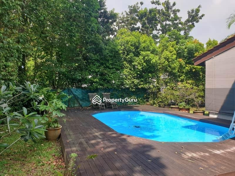 Greenery + Good Size Pool