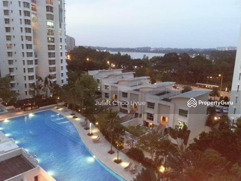 Full Reservoir & Pool Views