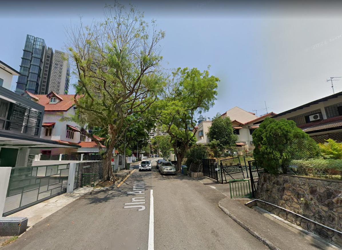 Glamour Brand New Freehold 2-sty Semi-D @ Jalan Arnap #128664230