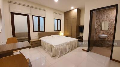For Rent - Near  great world city  MRT studio  walk up inclusive utilities internet and house keeping