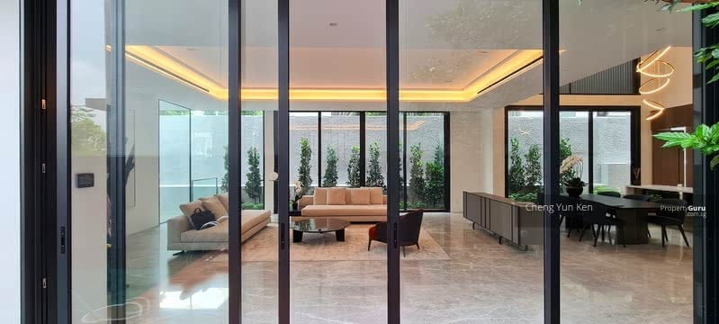 The King of Semi Detached at Bukit Timah Watch Video #128793496