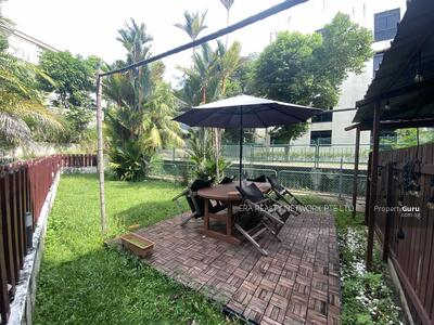 For Sale - Corner Parry Terrace with Private Garden