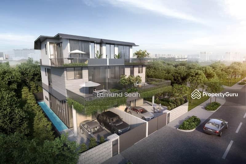 ★ Serangoon Garden ★ Brand New Semi-D with Pool / Lift ★ #128857080
