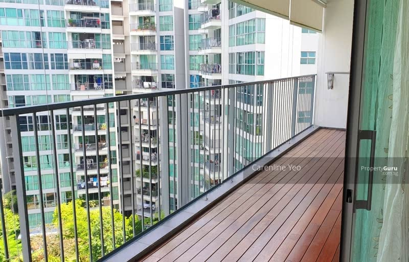 Wide Open Balcony for outdoor lover with quiet ambience