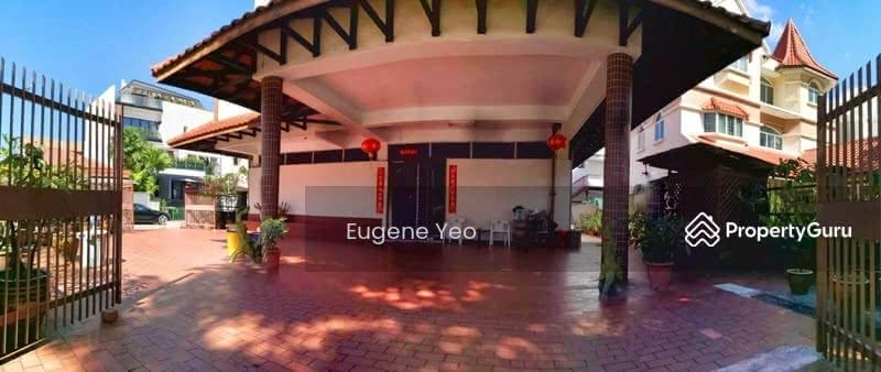 Freehold Corner Detached House - Upper Serangoon road , Jalan Lye Kwee #128830218