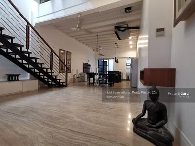 For Sale - Conservation Terrace House Niven  Near La Salle Art Precint and SMU