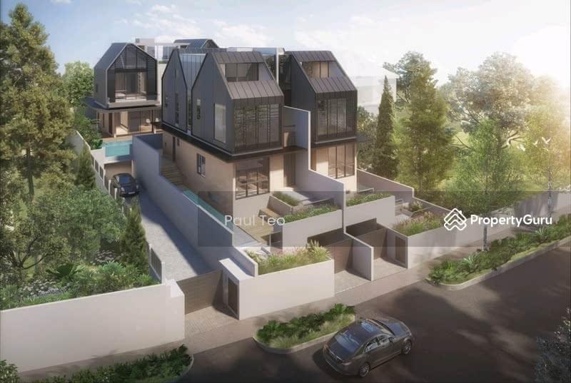 MUST sell Brand new freehold designer villas #128841706