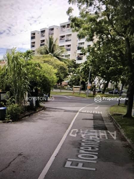 Corner Terrace Near Stadium #128852782