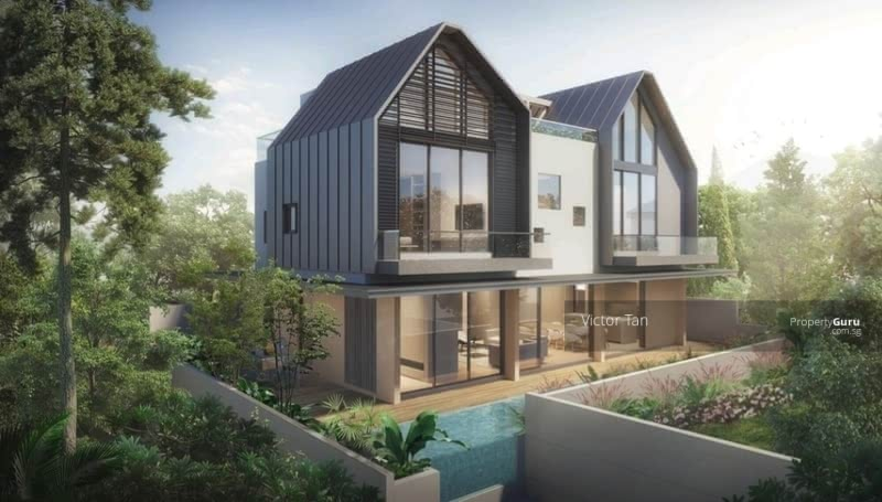 MUST sell Brand new freehold designer villas #128872164