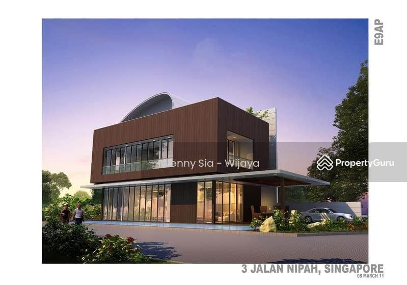 ★ Freehold Jalan Nipah Semi Detached House ★ #128874600
