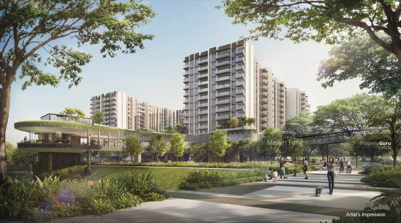 The Woodleigh Residences #128879622