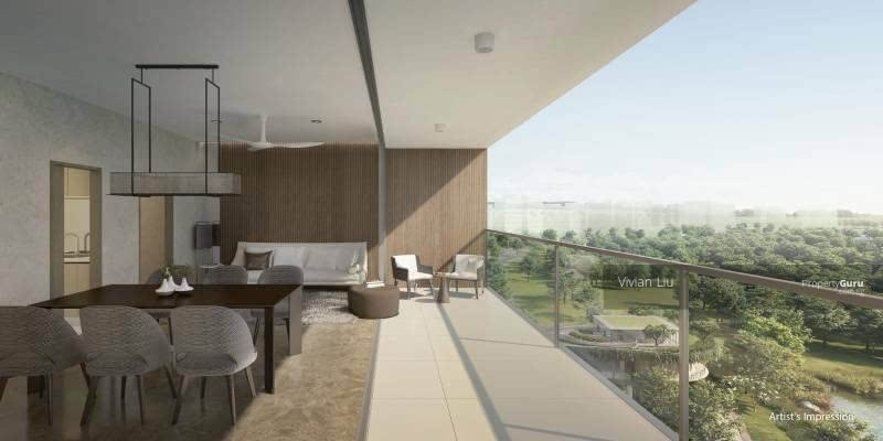The Woodleigh Residences #128879870