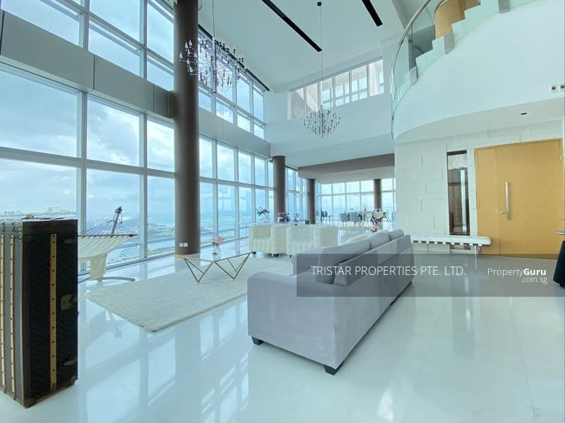MBS View SKY VILLA GCB BUNGALOW 28,258 sqft 25m Rooftop Pool 24 Bedrooms Marina Bay Orchard Sentosa #128881366