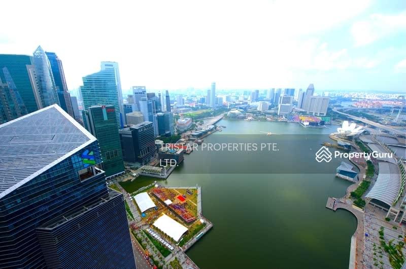 MBS View DUPLEX PENTHOUSE 3,607 sqft Marina Bay Orchard Sentosa #128882710