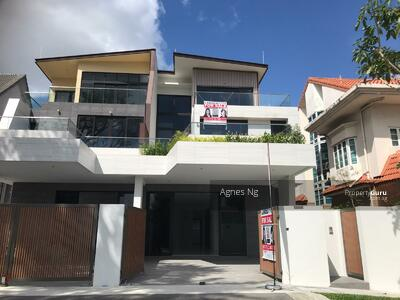 For Sale - ⭐⭐Landed7772@Beautiful Brand New Semi D ready to move in