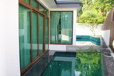 For Sale - ✶ Freehold D10 Semi detached house near Botanic MRT, Nanyang Primary and Raffles Girls Primary ✶