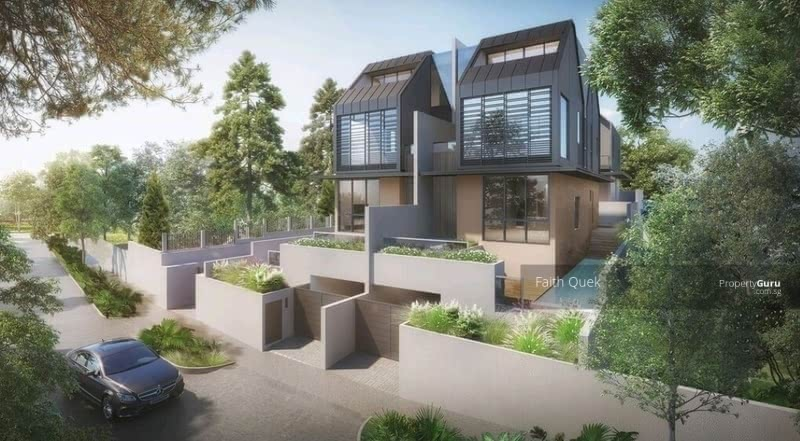 MUST sell Brand new freehold designer villas #128910190