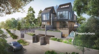For Sale - Hillview D23 Jalan Dermawan ★ Star Buy $5. 28m Brand New Freehold Designer Villas ★ TOP Soon