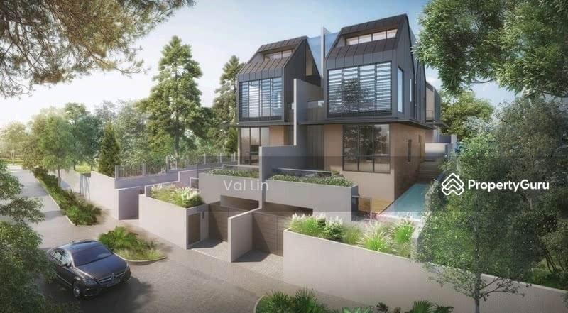 Hillview D23 Jalan Dermawan ★ Star Buy $5.28m Brand New Freehold Designer Villas ★ TOP Soon #128916114