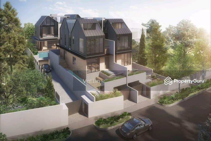 Hillview D23 Jalan Dermawan ★ Star Buy $5.28m Brand New Freehold Designer Villas ★ TOP Soon #128916118