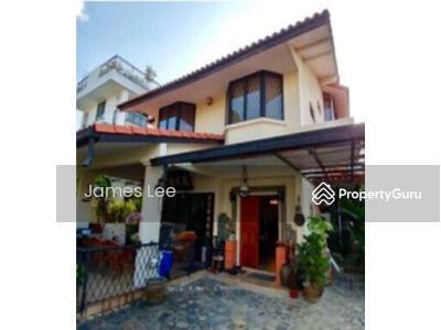 For Rent - Detached House at Jalan Senyum