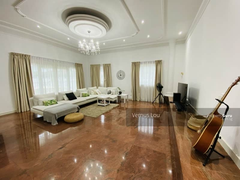 Large Detached with Pool at Serangoon Garden #128919092