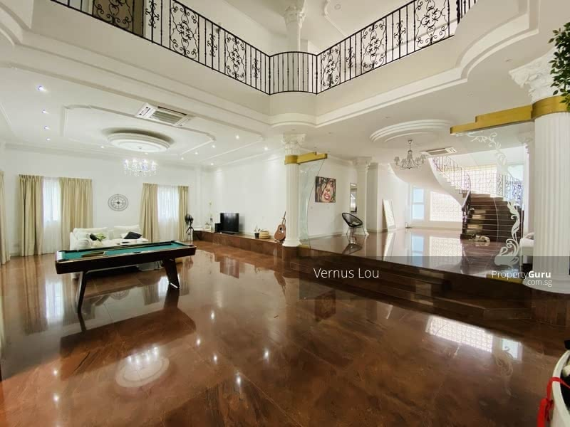 Large Detached with Pool at Serangoon Garden #128919124