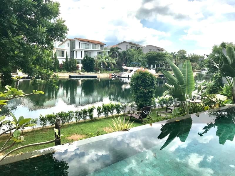 For Sale - Sentosa Cove, one call and to view 15 Bungalows to sell in Sentosa