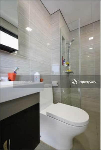 renovated private ensuite master bathroom