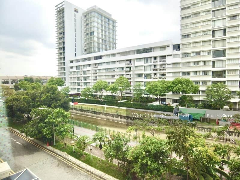 Unblock Greenery View From Living