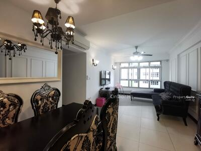 For Sale - 523D Tampines Central 7