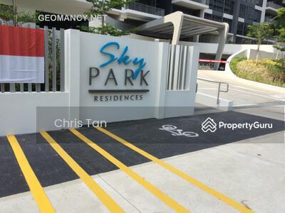 For Rent - SkyPark Residences