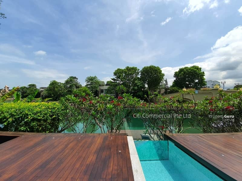 For Rent - Sentosa Cove Landed